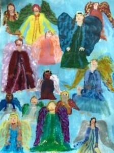 Alt txt= 14 colorful angels